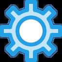 Setting Option Gear Icon
