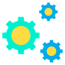 Setting wheel Icon
