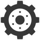 Cog Gear Settings Icon