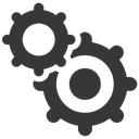 Gear Gears Manage Icon