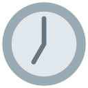 Seven Oclock Watch Icon