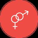 Sex Gender Male Icon