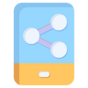 Share Media Network Icon
