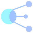 Web Network World Icon