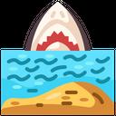 Shark Wild Life Animal Kingdom Icon