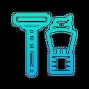 Shaving Set Icon