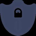 Shield Key Security Icon