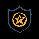 Shield Award Prize Icon