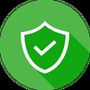 Shield Protect Verify Icon