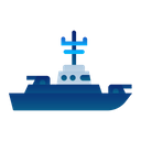 Ship Navy Army Icon