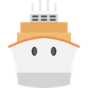Cruise Liner Cruise Ship Luxury Cruise Liner Icon