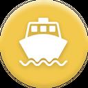 Ship Sea Travel Icon