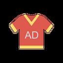 Shirt Advertisement Icon