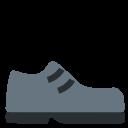 Shoe Clothing Man Icon