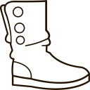Shoes Footwear Icon