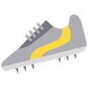 Cricket Shoes Shoes Cricket Boots Icon
