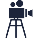 Shooting camera Icon
