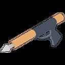 Shooting  Gun Icon