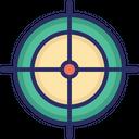 Goal Gun Shooting Target Shooting Target Icon