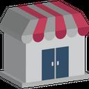 Market Retail Shop Shop Icon