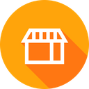 Shop Ecommerce Online Icon