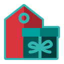Shop Gift Icon