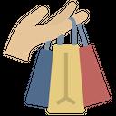 Shopper Shopping Customer Icon
