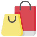 Shopping Souvenir Bag Icon