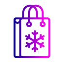 Shopping Bag Gift Icon