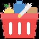 Cart Shopping Basket Grocery Cart Icon