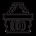 Basket Shopping Cart Icon