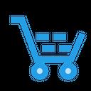 Shopping Cart Bag Icon