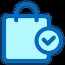 Shopping Check Icon