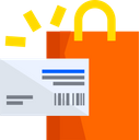 Shopping Coupon Icon
