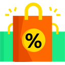 Shopping Sale Icon