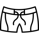 Breech Knicker Short Icon