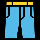 Shorts Pants Boxer Icon