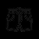 Shorts Icon