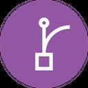 Show Bezier Handle Icon