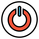 Shutdown Logout Icon