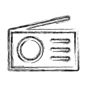 Signal Radio Am Icon