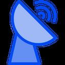 Signal Tower Satellite Icon