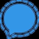 Signal Technology Logo Social Media Logo Icon