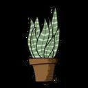 Simple Cactus Icon