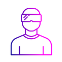 Simulator Vr Virtual Icon