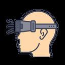 Simulator Virtual Reality Icon