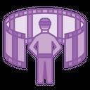 Simulator Multimedia Movie Icon