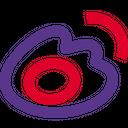 Sina Weibo Social Logo Social Media Icon