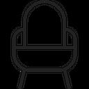 Single Sofa Icon