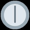 Six Oclock Watch Icon
